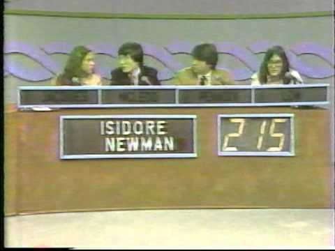 Varsity Quiz Bowl - 1980-81 - Isidore Newman School vs Brother Martin High School
