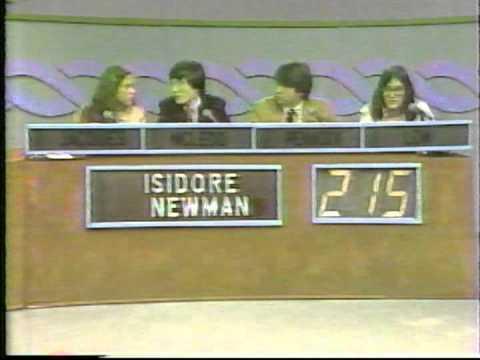 Varsity Quiz Bowl - 1980-81 - Isidore Newman School vs Brother Martin High School