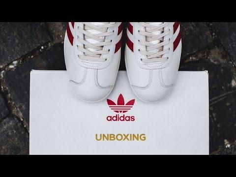 Unboxing и обзор кроссовок adidas Gazelle и Hamburg