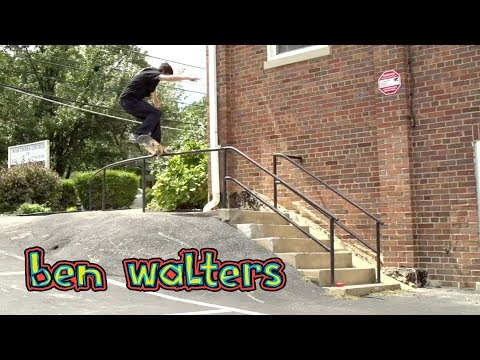Ben Walters i AM blind Part