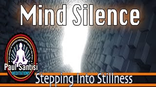 GUIDED MEDITATION Remove Negative Blocks Automatically Quiet The Mind Like NEVER BEFORE Paul Santisi