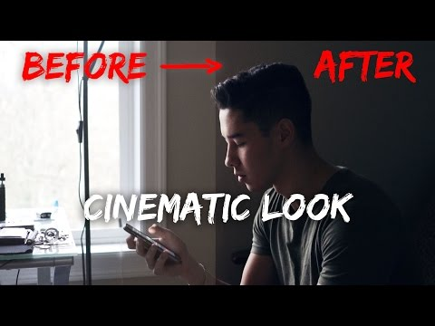 HOW TO COLOR GRADE IN PREMIERE PRO CC | CINEMATIC LOOK