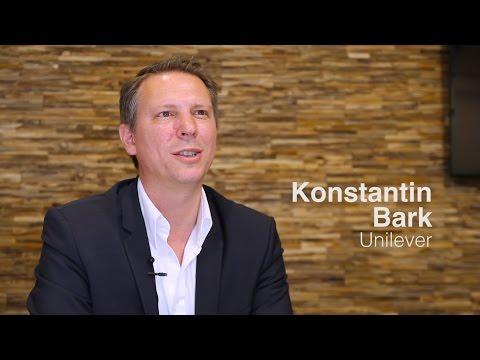 Konstantin Bark, Unilever - Europe's Corporate Startup Stars