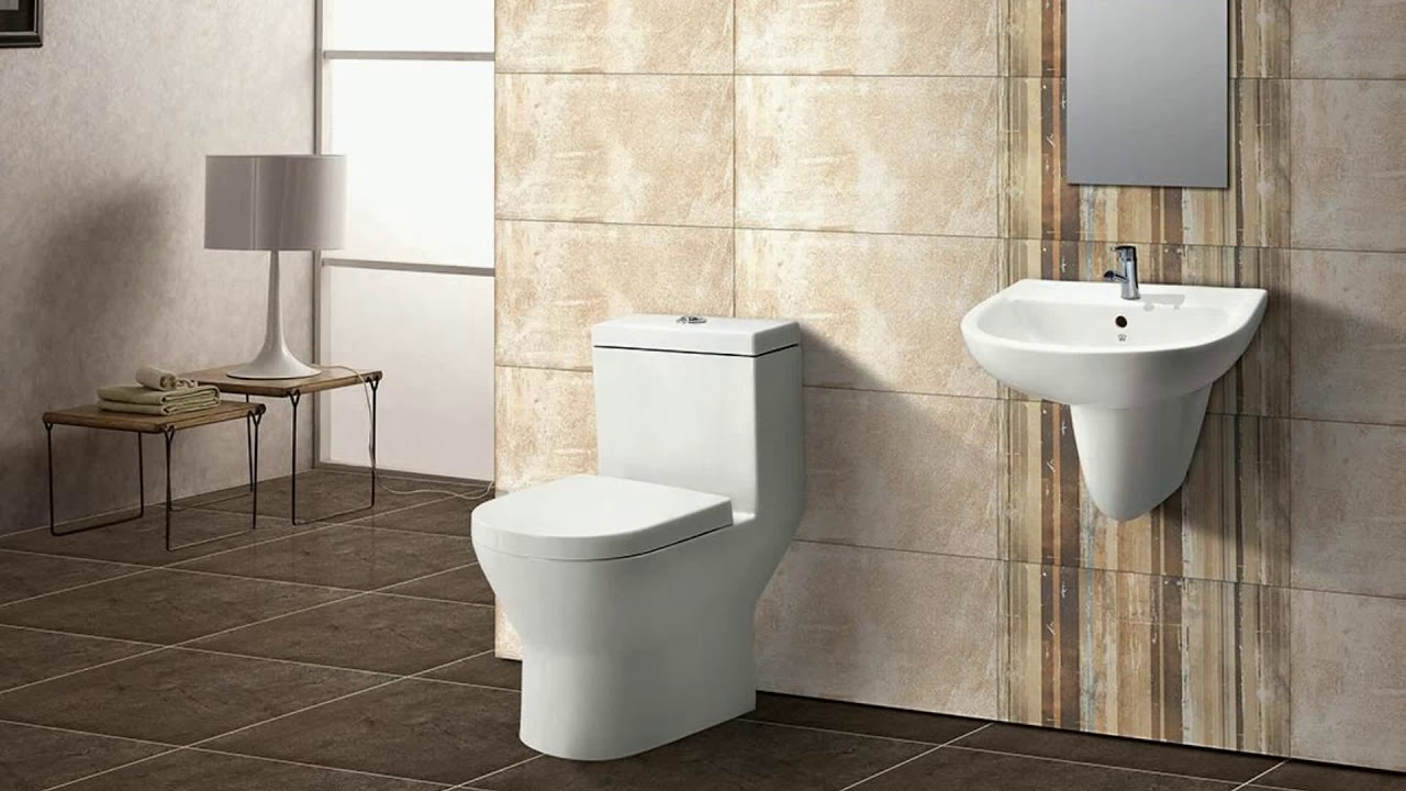 TOP 40 ★ Small Bathroom Tiles Design Ideas India - YouTube