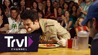 Gambar cover Man v. Food: The Suicide Six Wings Challenge