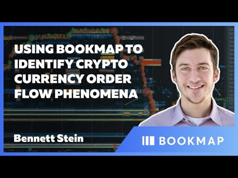 Using Bookmap To Identify Crypto Currency Order Flow Phenomena | Bennett Stein | Pro Trader Webinar