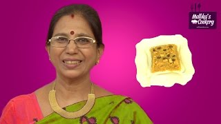 Aval Kesari Recipe | Mallika Badrinath | Krishna Jayanthi Spl in Tamil