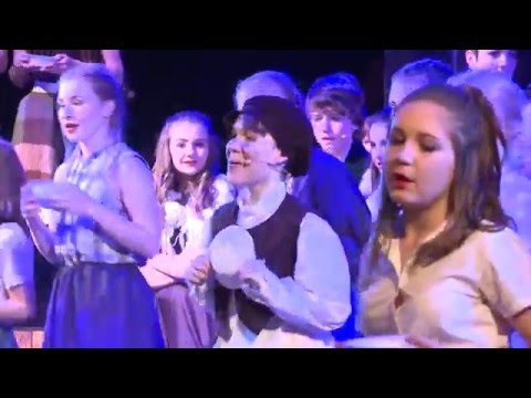 Oliver - Act 1 - Werneth School