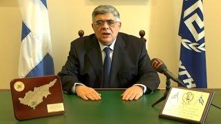 Δήλωση Ν. Γ. Μιχαλολιάκου για τις εξελίξεις στο Κυπριακό