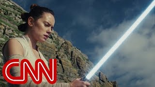 'Star Wars: The Last Jedi' opening trails only one film