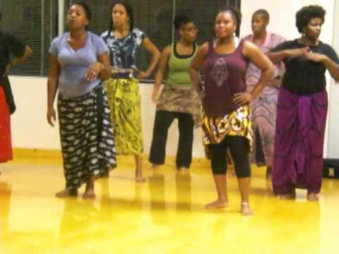 West African Master Dance Class