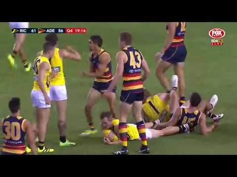 JLT Community Series Highlights: Richmond v Adelaide Crows