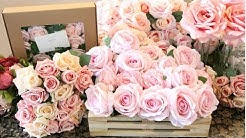 Where I Get Affordable Silk Flowers For My DIY Wedding Centerpieces