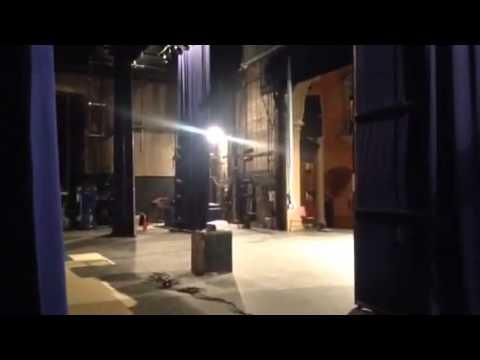 Pasadena CA, Backstage/Behind The Scenes At The Pasadena Playhouse