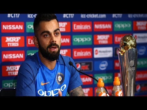 We Are Not The Losers Virat Kohli said - Champions Trophy 2017