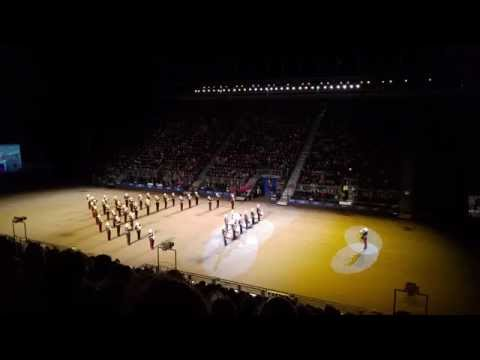 The 2016 Edinburgh Royal Military Tattoo (Highlights)
