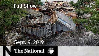The National for September 9, 2019