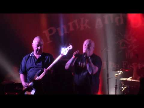 Angelic Upstarts - Teenage Warning (Punk And Disorderly 2018 Berlin) [HD]