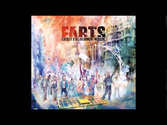 11 - Tranquilo [feat. Jesus Blanco] - EAM (Farts 2015)