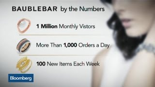 How Baublebar Aims to Upend the Jewelry Industry