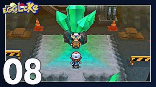 "Pokémon Blaze Black Egglocke - Ep 8 ""Stress Free"""