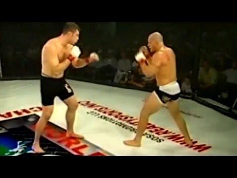 Forrest Griffin vs Jeff Monson Rise to UFC