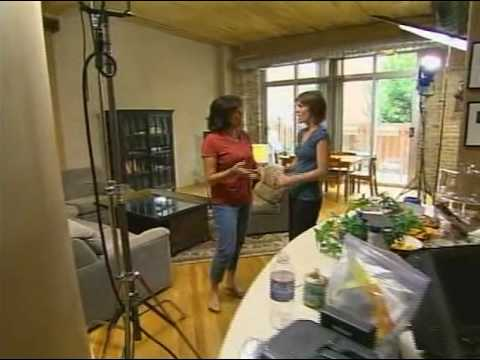 HGTV\'s Kelly Edge tackles a Loft in Chicago. - YouTube