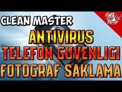 Android | AntiVirus, Fotoğraf Gizleme, Güvenlik Uygulaması