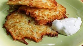Рецепт Картофельные Драники