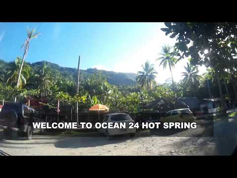 MAG-ASO VOLCANIC STEAM TO OCEAN 24 HOT SPRING : VALENCIA, NEGROS ORIENTAL (ROAD TRIP GUIDE)