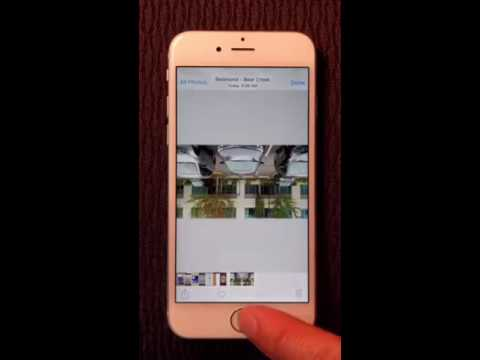 How to rotate a video on iphone youtube how to rotate a video on iphone ccuart Gallery