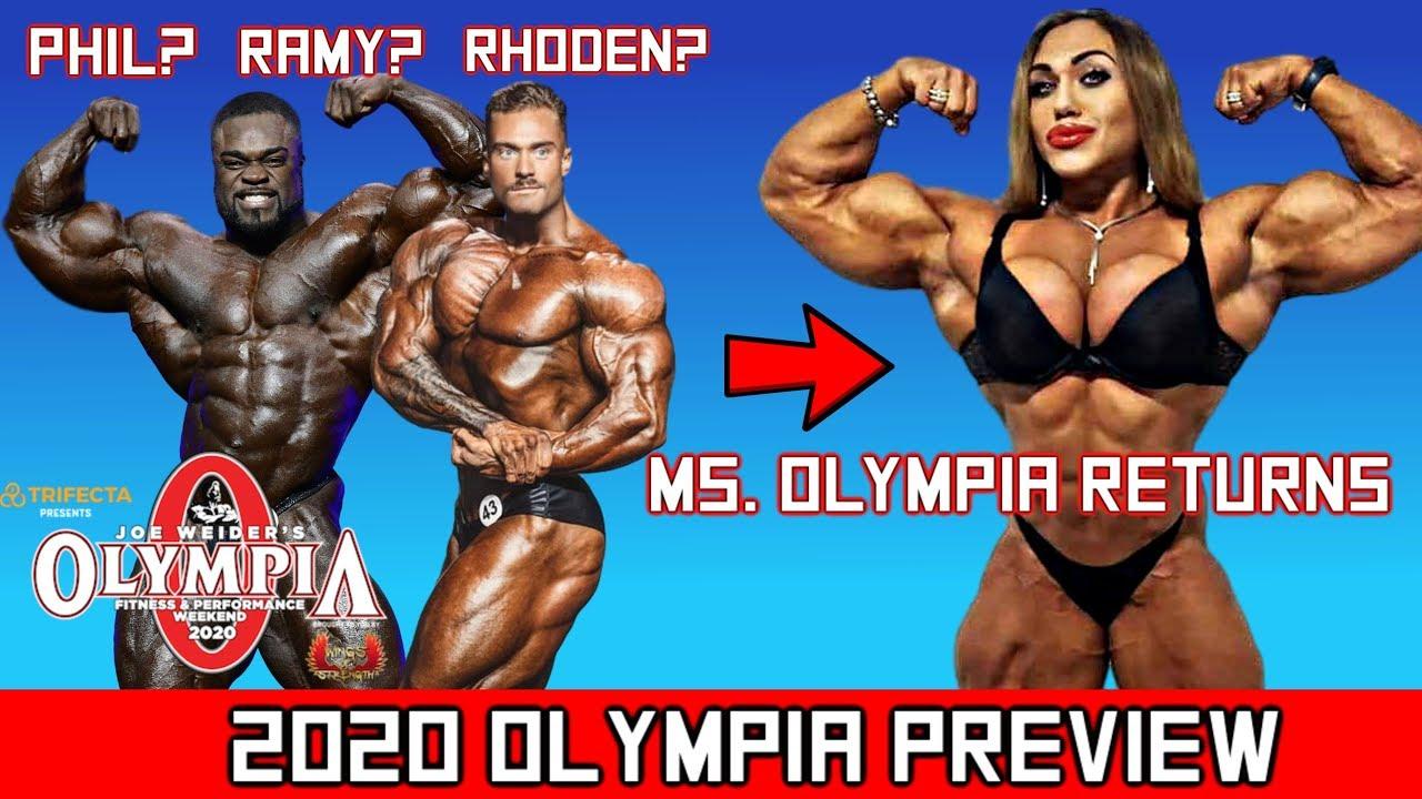 2020 Ms. Olympia