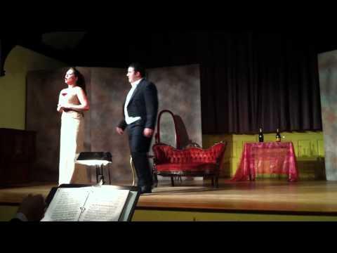 Opera Scenes: La Traviata, The Boston Conservatory