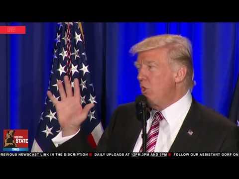 AMAZING: President Donald Trump Speaks at GOP Retreat in Philadelphia Pennsylvania