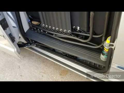 How To Lubricate Van Sliding Door