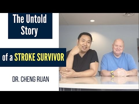 Stroke survivor: The real, raw, and untold story.
