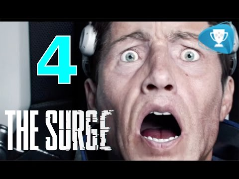 The Surge – Central Production B - Unlocking the shortcuts