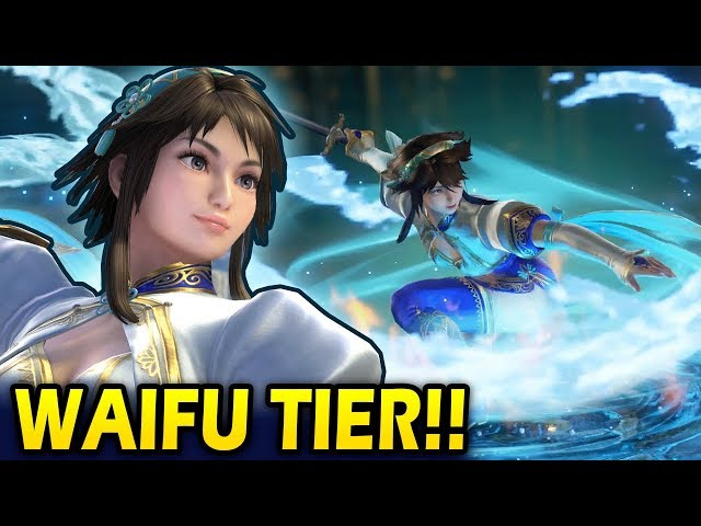 First Date With Xianghua - Soul Calibur 6 Ranked Matches