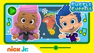 Do you love the bubble guppies? music? let's sing along with molly, gil, nonny, goby and rest of guppies as they about all th...