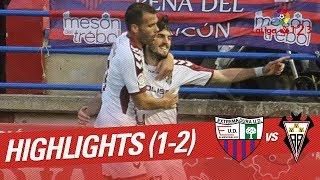 Resumen de Extremadura UD vs Albacete BP (1-2)