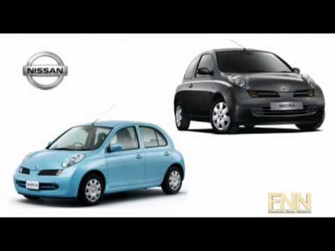 Nissan Recalls 2.14 Million Subcompacts
