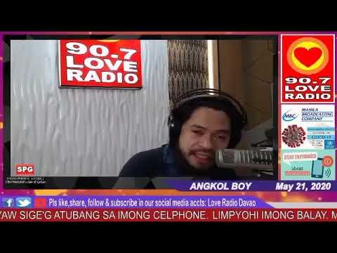 Love Radio Davao Fm 90.7 May 21 2020