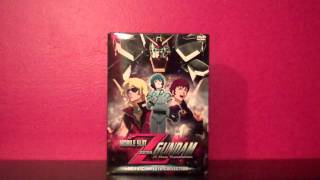 Mobile Suit Zeta Gundam: A New Translation DVD review