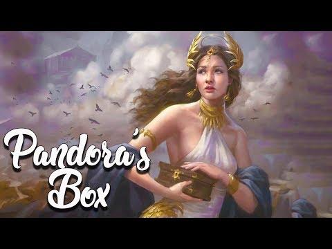 Pandora - The Myth of Pandora's Box - Greek Mythology Stories - See U in History