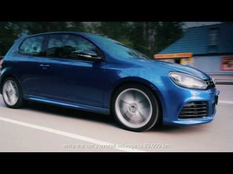 DT Test Drive — 700 HP VW Golf R HGP vs Lamborghini Huracan
