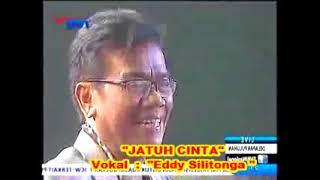 (1,055)  Eddy Silitonga  __  JATUH CINTA  __   Lagu Pop Kenangan Tahun 1970 an
