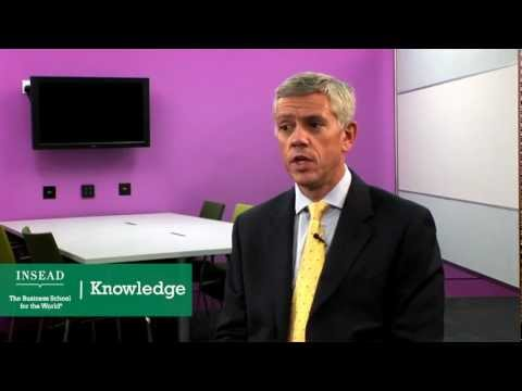 Graham Van't Hoff, Chairman of Shell UK, on energy security