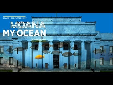 Venture into the unknown with Auckland Museum's Moana - My Ocean exhibition