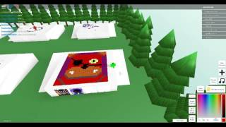 Ende der 2. und epischen Animatronic (foxy) (ROBLOX) - Pixel Art Creator
