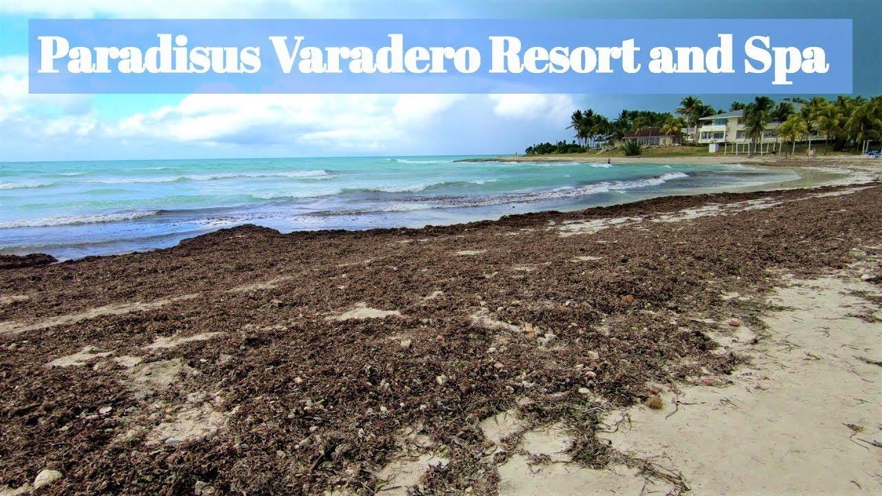 Paradisus Varadero Resort, Rainy Day In Cuba